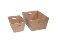 Pack Kontrol Corrugated Tote Box