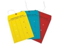 Pack Kontrol Colored Paper Inter-Department Envelopes