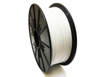 plas ties paper twist tie material spool 101 in white