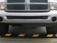 Park-It Rubber parking stop