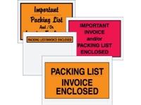 Pack Kontrol Parking List Enclosed Shipping Envelopes