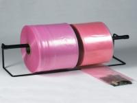 pink anti static poly tubing