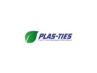 plas ties brand logo large