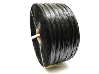 plas ties 419 plastic twist tie material spool in black