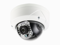 Platinum fixed lens dome network IP camera 2.1mp - 2.8mm, IP7422n-28m