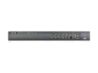 Platinum professional level 16 channel HD-TVI 4.0 DVR, dvr-81516k-st