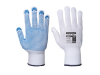 portwest a110 polka dot grip gloves
