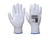 portwest a199 anti static gloves esd polyurethane palm
