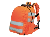 portwest b904 quick release hi vis rucksack