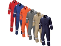 portwest c814 gallery1 iona hi vis cotton coveralls
