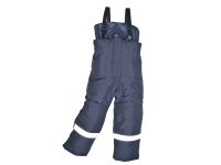 portwest cs11 coldstore reflective freezer pants