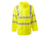 portwest fr41 sealtex flame resistant hi vis jacket
