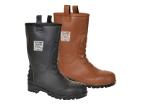portwest fw75group rigger boots steel toe water resistant