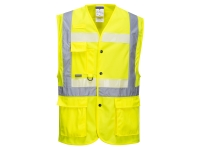 portwest g476 glow in the dark safety vest