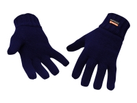 portwest gl13nv thermail winter gloves acrylic insulatex