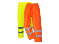 portwest h441group hi vis rain pants