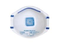 portwest p201 n95 valve mask respirator