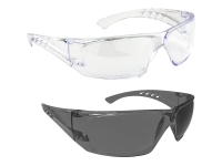 portwest pw13group clear view safety glasses