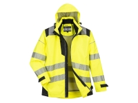 portwest pw365 all season hi vis shell jacket