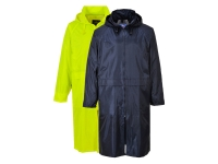 portwest s438group classic adult polyester raincoat