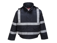 portwest s783 bizflame resistant rain bomber jacket