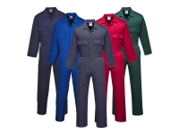 portwest s999groups euro polycotton mechanic coveralls