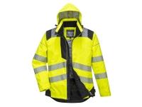 portwest t400 gallery1 vision hi vis winter jacket