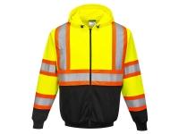 portwest ub316 reflective zip hoodie kansas
