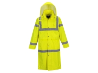 portwest uh445 hi vis classic raincoat