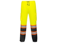 portwest us388 reflective two tone mesh pants