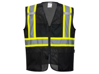 portwest us391 hi vis two tone soft shell jacket