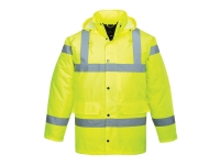 portwest us460_hi vis rain jacket