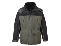portwest us532 breathable winter jacket polyester fleece