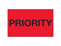 Priority Red