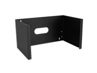 Quest hinged wall mount rack bracket