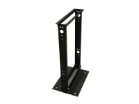 Quest 2-Post open rack, aluminum