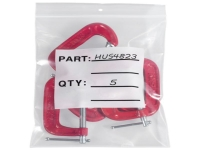 Pack Kontrol Reclosable Parts Bags with Hang Hole - 4 Mil - 2