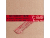 Tape Logic Secure Tape Rolls - OPENED - 2.5 Mil - 2