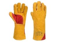Portwest A531 Reinforced Winter Welding Gloves Gauntlet