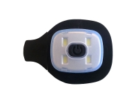 PORTWEST Replacement LED Beanie Head Light - OS - Black