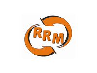 rrm plastics brand logo