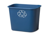 Rubbermaid Office Recycling Container Bins