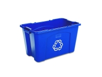 Rubbermaid Tote Bin Recycling Containers
