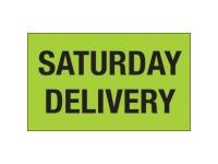 Saturday Delivery Green