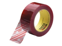 3M 3199 Security Carton Tape - Hand Rolls - CHECK SEAL BEFORE ACCEPTING - 2 Mil - 2