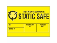 Anti-Static Shipping Labels