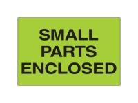 Small Parts Enclosed Green
