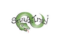 snake tray brand logo