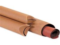 snap seal mailer tubes