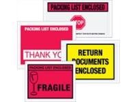 Pack Kontrol Special Use Enclosed Envelopes